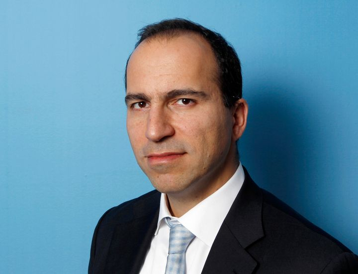 Dara Khosrowshahi, the chief executive of travel company Expedia Inc, was named the new chief executive of Uber on Sunday.