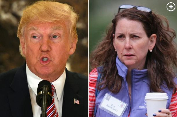 Donald Trump and Eva Moskowitz allies in push for charter schools.
