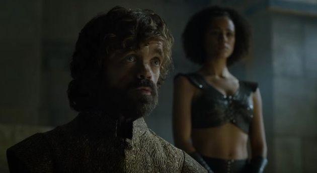 Não, Tyrion!