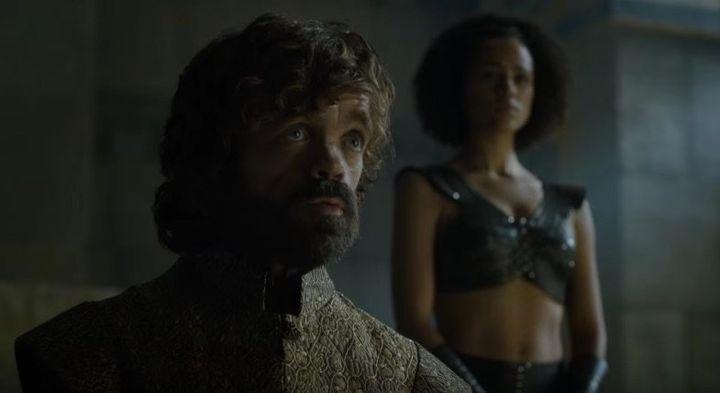 No, Tyrion! No!
