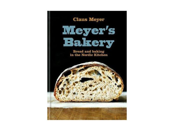 Fall is the season for baking, and Meyer's Bakery is the cookbook that'll help you get back in the season with style. The boo