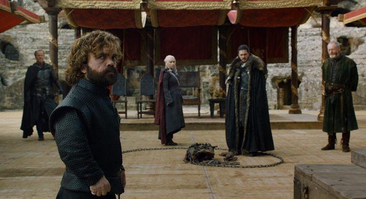 Tyrion, why you lyin'?