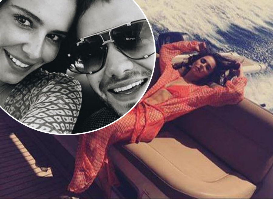 Cheryl And Liam Give Fans Rare Insight Into Personal Lives With Loved-Up Holiday