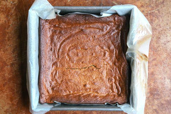 "<strong>Get the <a href=""https://food52.com/recipes/23807-almond-butter-honey-cake"" target=""_blank"">Almond Butter Honey Cake"