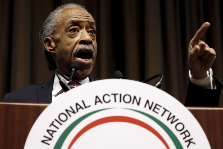 The Rev. Al Sharpton leads the National Action Network, a countrywide nonprofit civil rights organization.