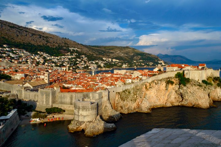 "Fort Lovrijenac, recognizable to ""Game of Thrones"" fans as the Red Keep in King's Landing"