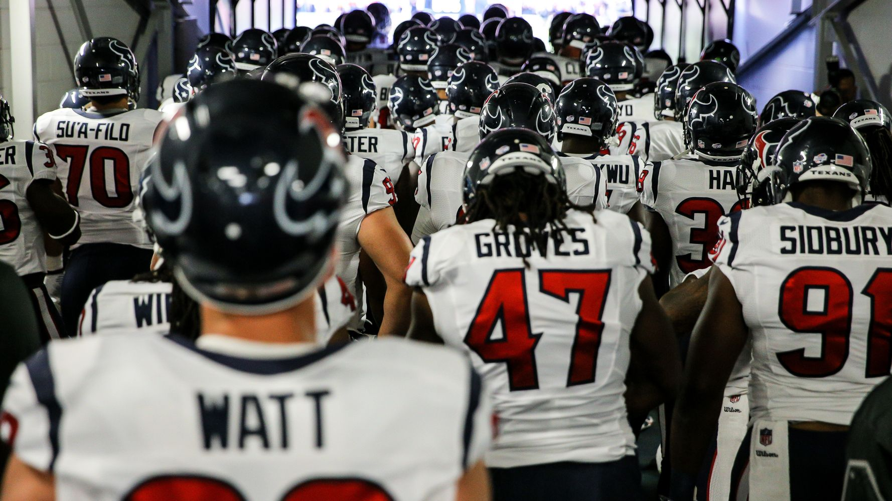 The Houston Texans Are Donating $1 Million To Harvey Disaster Relief
