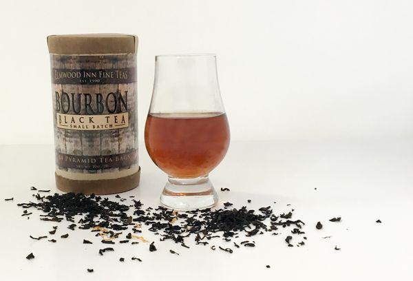 "Take your cup of tea to the next level with Elmwood Inn's <a href=""http://store.elmwoodinn.com/bourbon-black-tea.aspx"">"