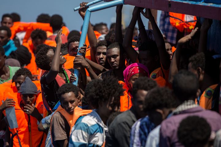Almost 2,500 migrants and refugees have died trying to cross from Libya to Italy so far this year, according to the Unit