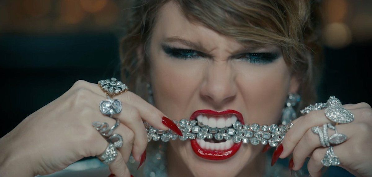 Taylor Swift's 'Look What You Made Me Do' Just Broke A Few