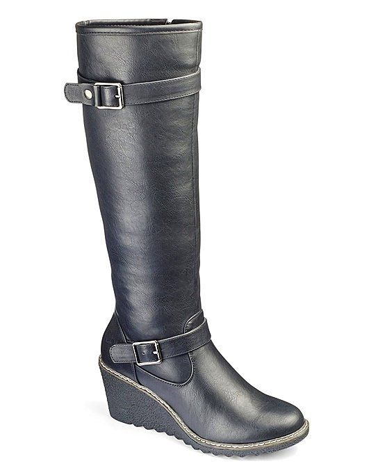 """<a href=""""https://www.simplybe.com/en-us/products/heavenly-soles-knee-high-boots/p/FT904#v=1000000027%3AE%7Ccolor%3AFT904_BLAC"""