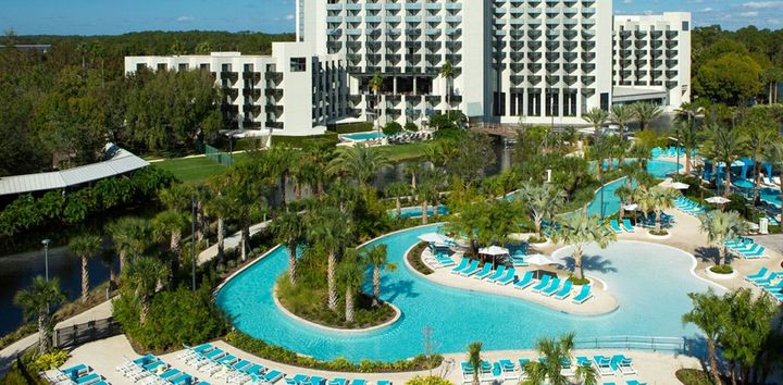 The Hilton Orlando Buena Vista Palace