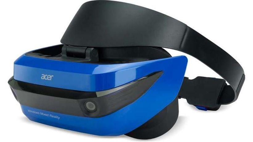 <em>Acer's $300 Windows MR headset.</em>