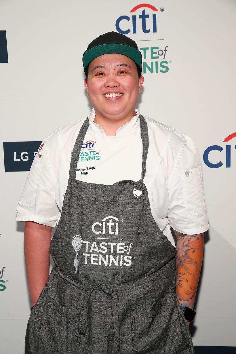 Chef Frances Tariga-Weshnak attends Citi Taste Of Tennis at W New York on August 24, 2017 in New York City.