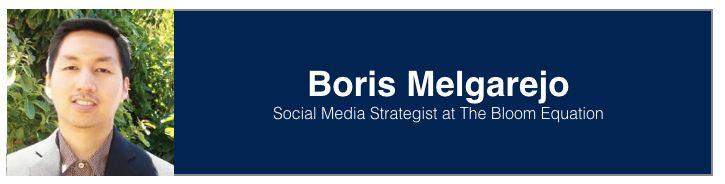 "<a rel=""nofollow"" href=""https://www.linkedin.com/in/bmelgarejo"" target=""_blank"">Boris Melgarejo</a><strong>, </strong>Social"