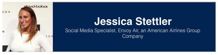 "<a rel=""nofollow"" href=""https://www.linkedin.com/in/jessicastettler"" target=""_blank"">Jessica Stettler</a>, Social Media Speci"