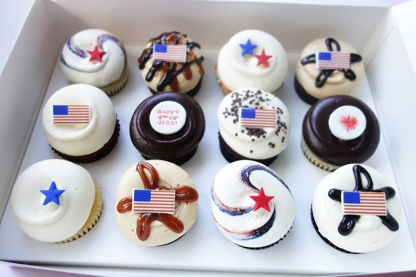 These yummy and Insta-worthy cupcakes are a must for fans of DC Cupcakes on TLC!