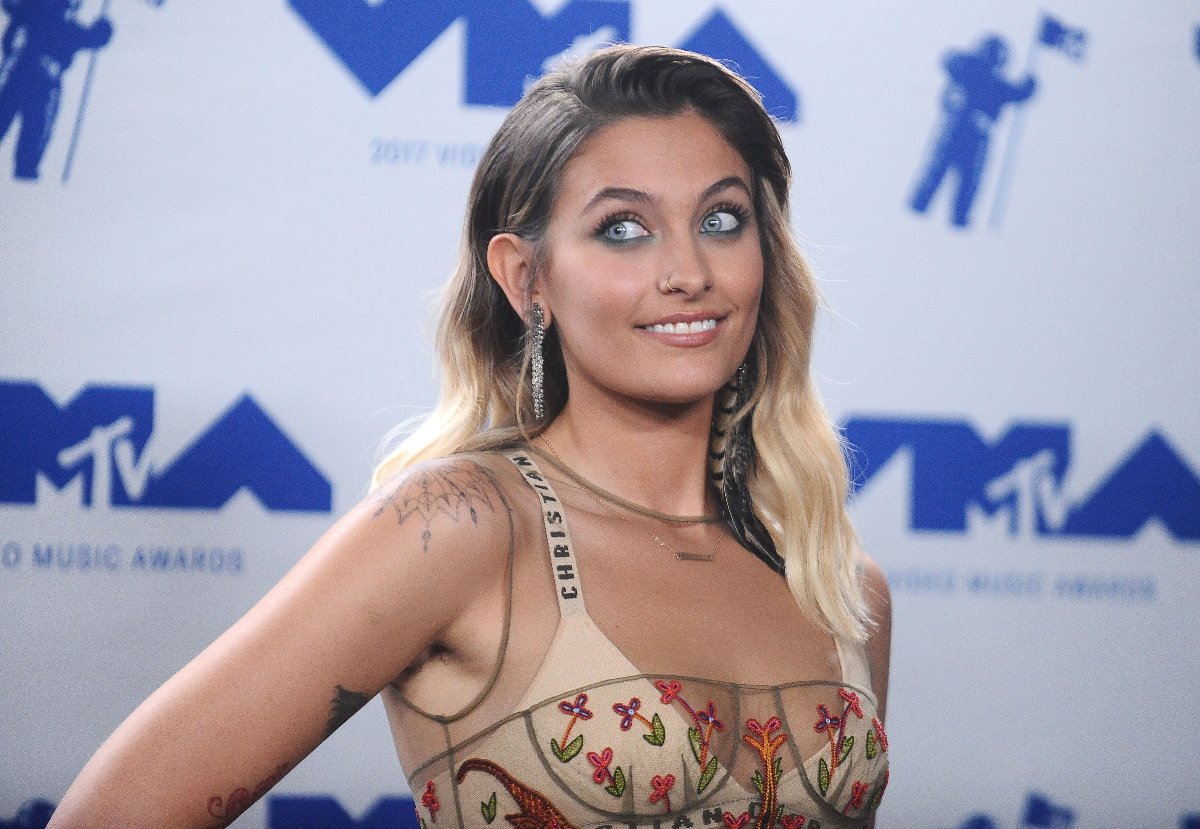 Paris Jackson Smashes Body Hair Taboos By Sharing Photo Of Her Unshaven
