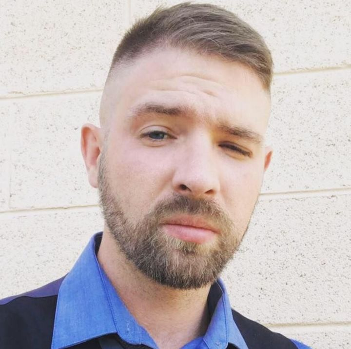 Joshua Witt claimed he'd been attacked by a man who accused him of looking likea neo-nazi