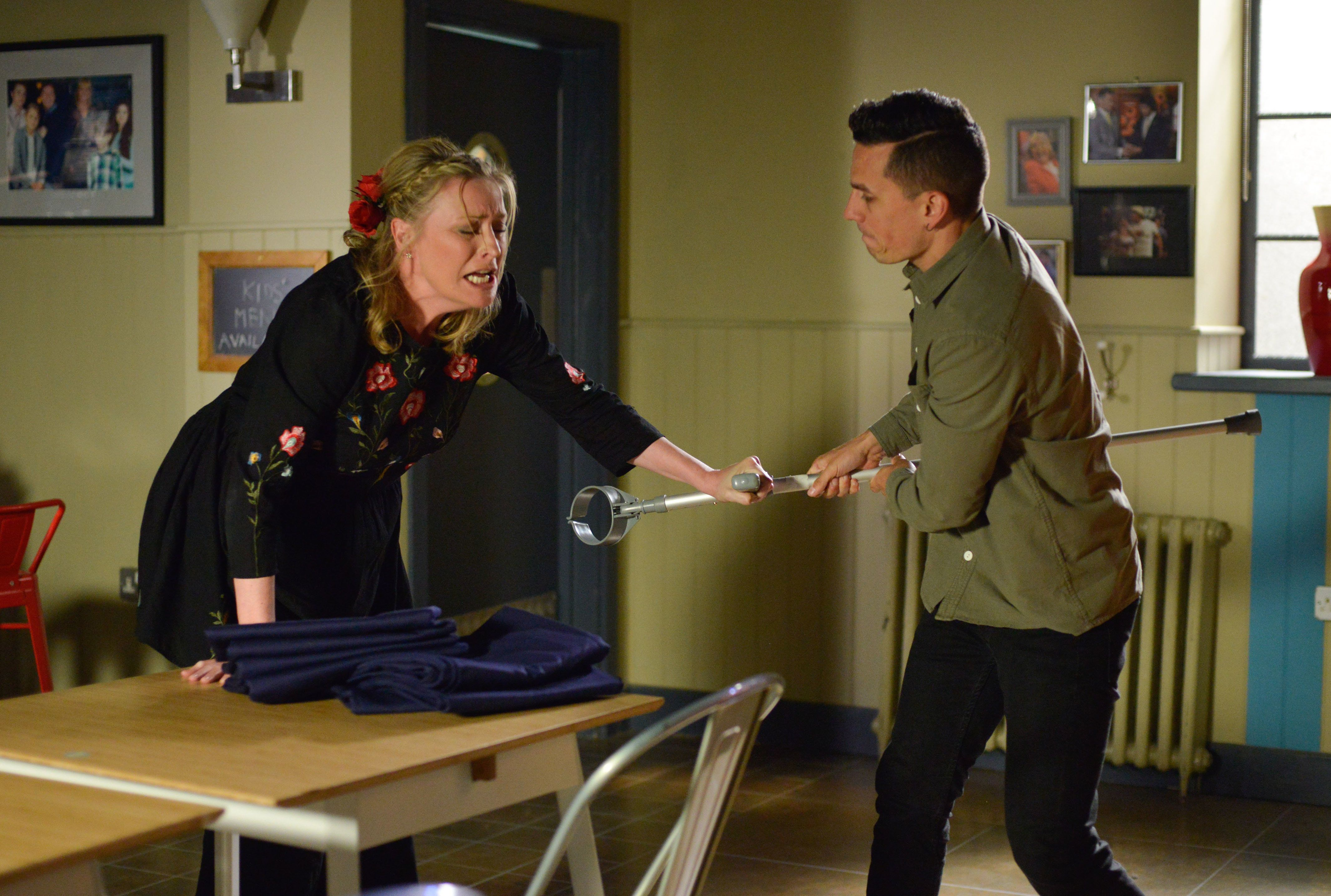 Spoiler! EastEnders' Steven Beale Set For Potentially Deadly Move After Jane's