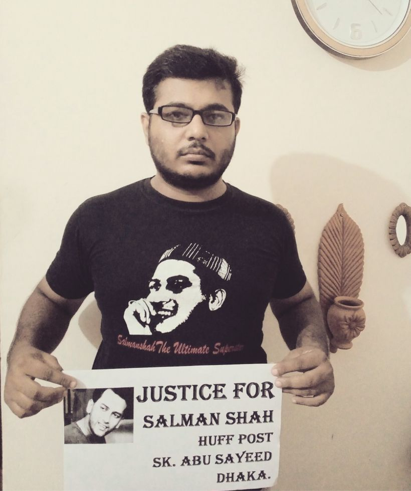Millions of Bengali youth started watching Salman Shah's movies just for entertainment but ended up impersonating him, much t