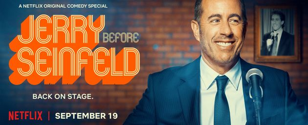 Here's The Trailer For Jerry Seinfeld's Netflix