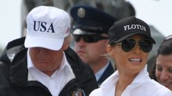 Donald Trump Keeps Plugging His Own Merchandise During Hurricane