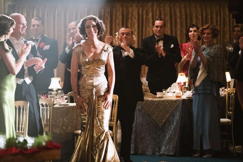 Jennifer Beals as Margo Taft in <em>The Last Tycoon.</em>