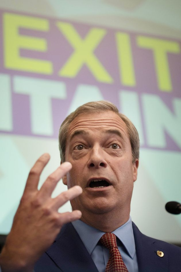 There is space for Nigel Farage to set up a new populist right political party, the poll found, with...