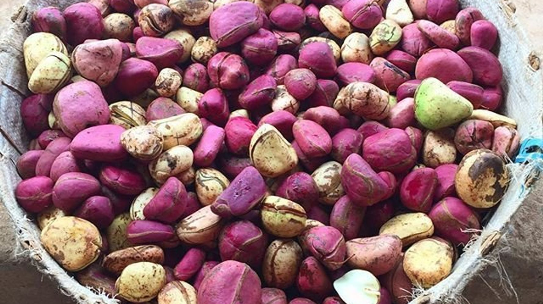 Cola Actually Came From Something Called A Kola Nut