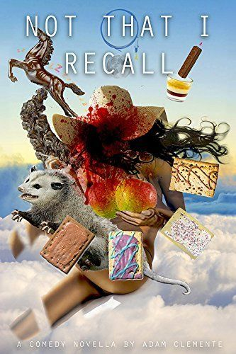 NOT THAT I CAN RECALL by Adam Clemente
