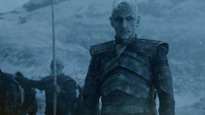 Bran showing off his winter wear?
