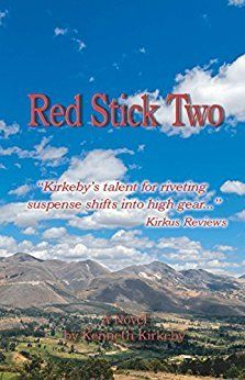 RED STICK TWO by Kenneth Kirkeby