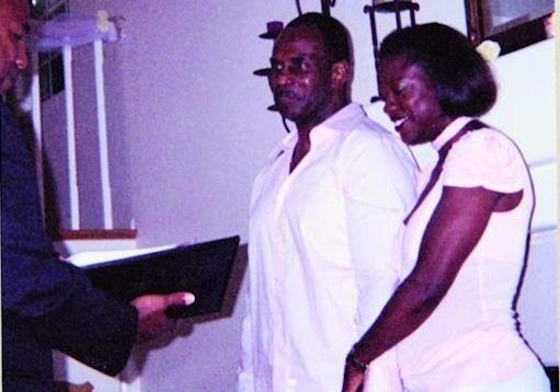 Julius Tennon and Viola Davis wed in 2003.