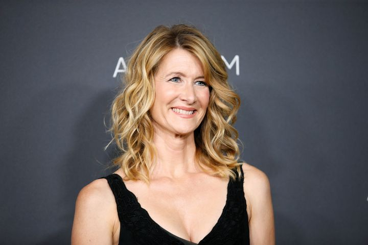 Laura Dern has two children,16-year-old Ellery and 12-year-old Jaya.