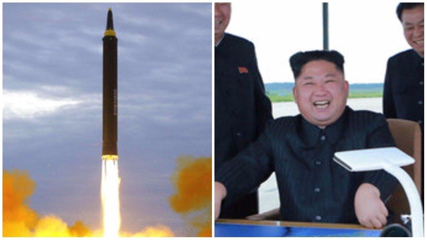 UN Condemns North Korea, As Kim Jong Un Speaks
