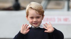 Prince George's First Day Of School Has Been