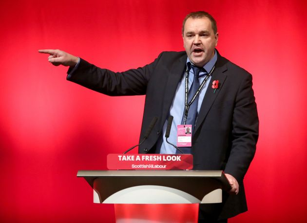 Neil Findlay MSP has ruled himself out of the