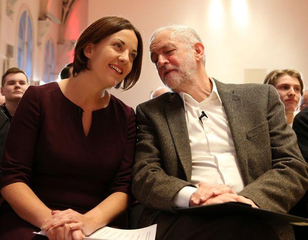 Party Insiders Revolt As Alex Rowley Crowned Interim Scottish Labour