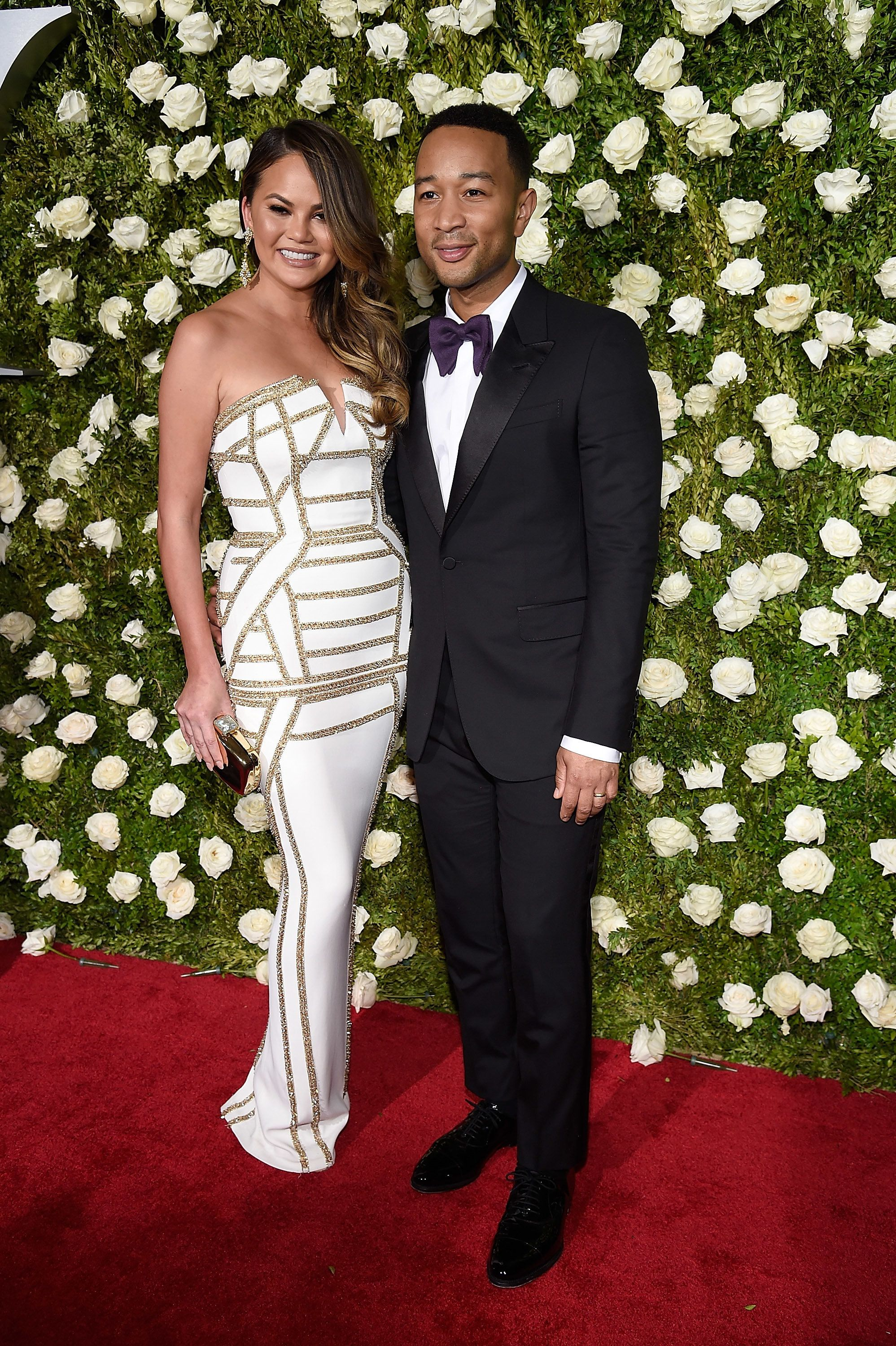 """In an <a href=""""http://www.cosmopolitan.com/entertainment/celebs/a12108637/john-legend-masculinity-interview/"""" target=""""_blank"""">interview with Cosmopolitan</a>, John Legend opened up about going through IVF with Chrissy Teigen before having their daughter, Luna."""