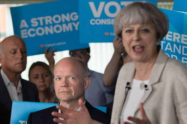 Brexit: Britain Will Get 'A Worse Deal' Because Of May's Disastrous Snap Election Result - William