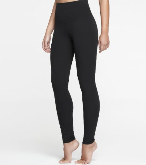 "For under $50, these popular leggings comfortably slim the tummy, hips, and thighs. Shop them <a href=""https://www.barenecess"