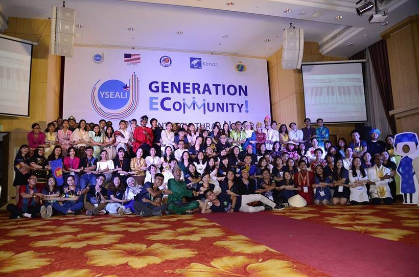 The US YSEALI's regional workshops provide an interactive learning opportunity for youth from ASEAN countries. [Image: The U
