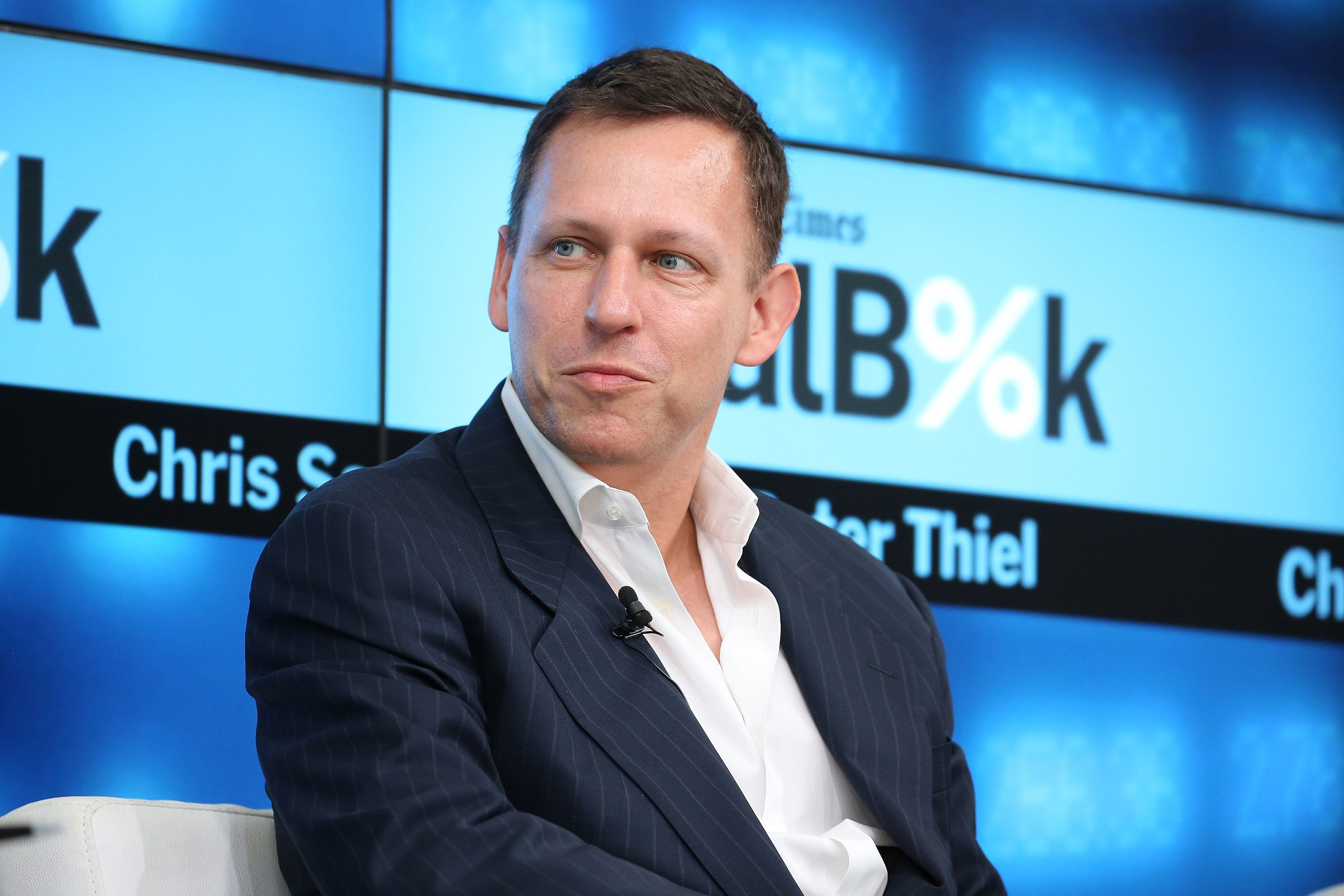 Peter Thiel, who has been an outspoken critic of the U.S. Food and Drug Administration, invested inRational Vaccines, w