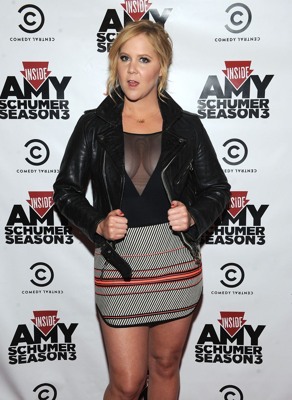 "One of the things we love most about Amy Schumer is the way she always <a href=""https://www.huffpost.com/entry/amy-schumer-sw"