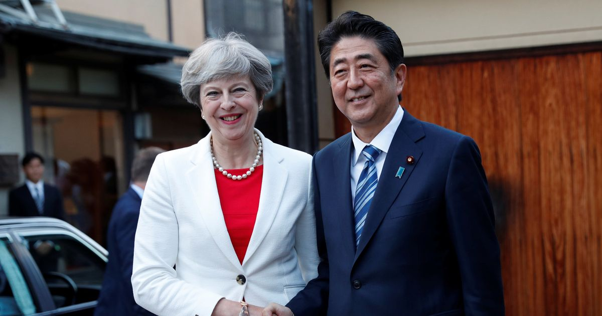 UK Should Apologise To Japan For 'Breaking Promises' With