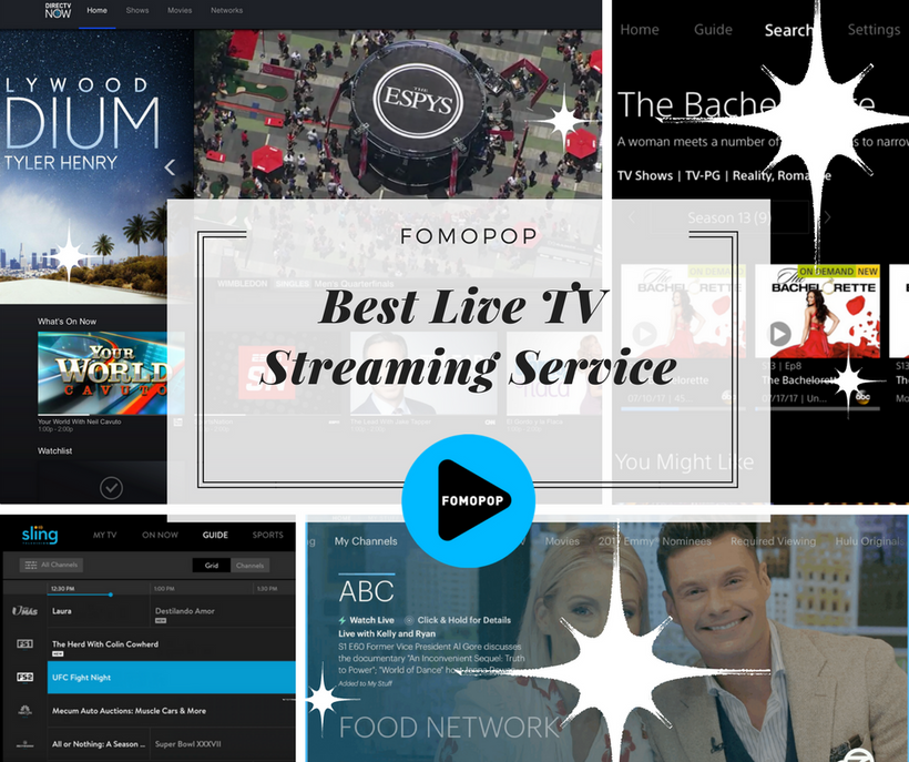 We Spent 100 Hours Streaming Live TV to Help You Cut The Cord | HuffPost