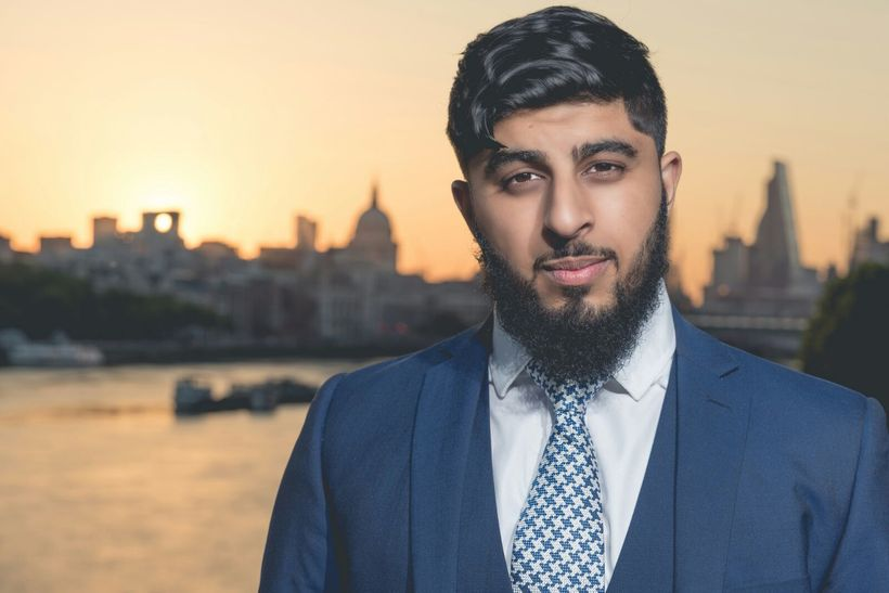 Abdullah Iqbal, Co-Founder at PropTech Crowd.