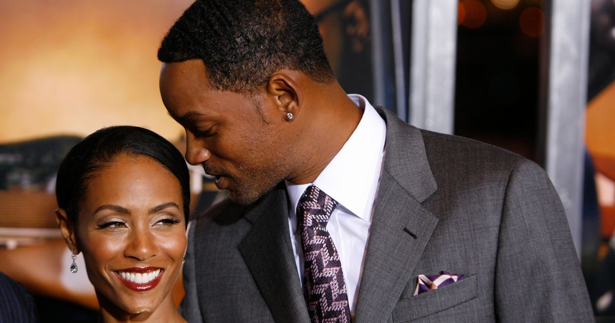 Why Will Smith And Jada Pinkett Smith Don T Use The Term Married Anymore Huffpost Uk