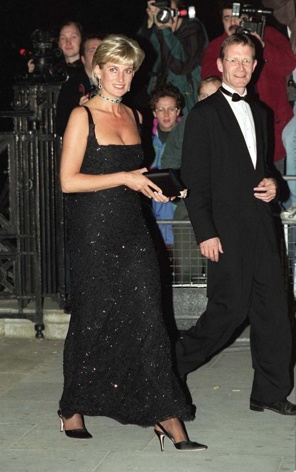 At a gala at the Tate in London, England.